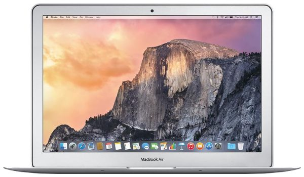 "Apple MacBook Air (2017) - 1,8GHz DC 8GB 256GB 13"""